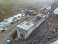 14_12_27 Wasserfassung im Bau Kraftwerk Engstlige